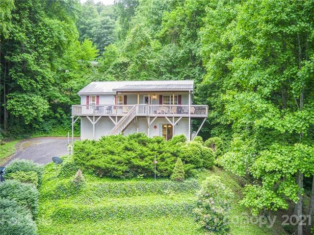 70 French Cove, Waynesville, NC 28785 (#3747409) :: Odell Realty