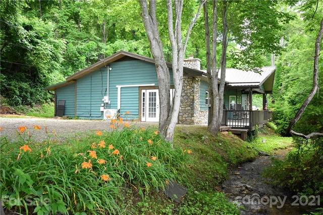 104 Riddle Cove Road, Maggie Valley, NC 28751 (#3747455) :: Lake Wylie Realty