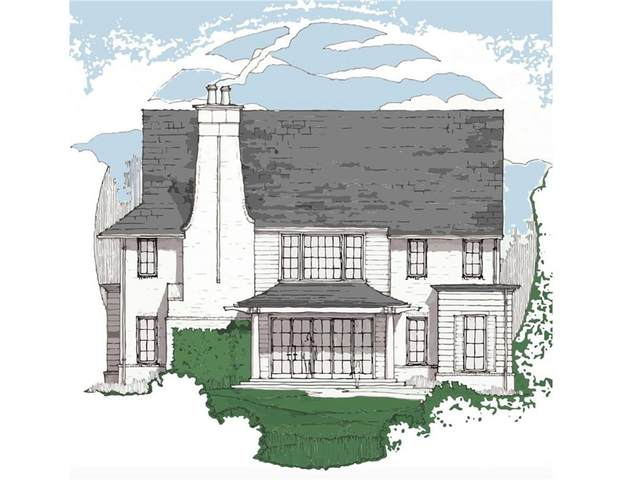 2015 Coniston Place, Charlotte, NC 28207 (#3747492) :: Carver Pressley, REALTORS®