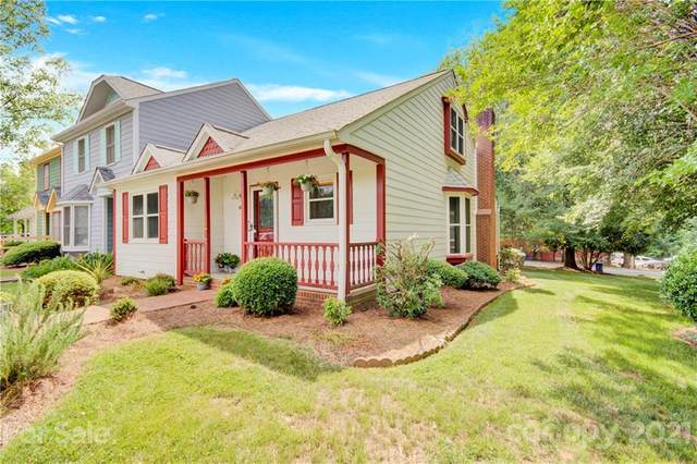 807 Prince Albert Court #32, Statesville, NC 28677 (#3747536) :: Carlyle Properties