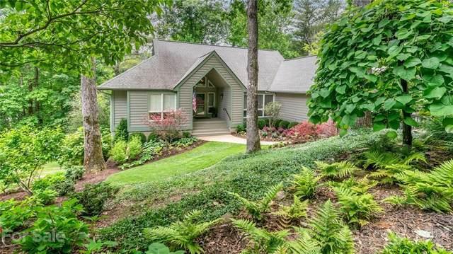 203 Fern Creek Drive, Flat Rock, NC 28731 (#3747607) :: MartinGroup Properties