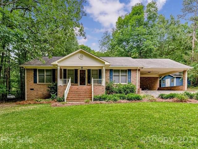 123 Sandy Ridge Road, Monroe, NC 28112 (#3747630) :: Exit Realty Vistas
