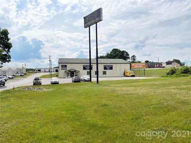 3509 Hickory Boulevard, Hudson, NC 28638 (#3747662) :: LePage Johnson Realty Group, LLC
