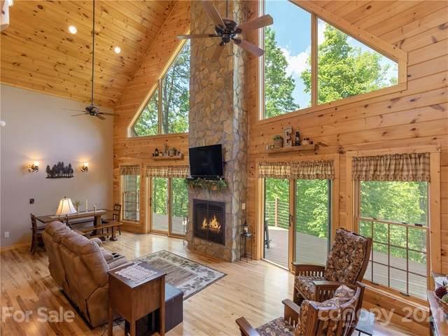 353 Swans Way E, Lake Lure, NC 28746 (#3747666) :: NC Mountain Brokers, LLC
