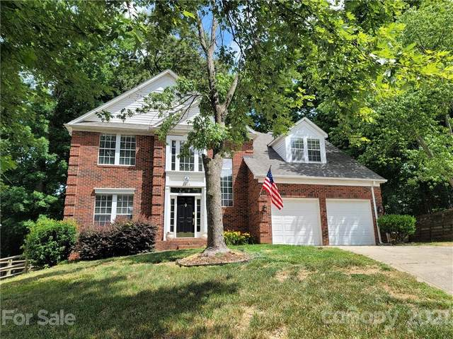 2608 Yarrow Road #13, Charlotte, NC 28213 (#3747704) :: Odell Realty