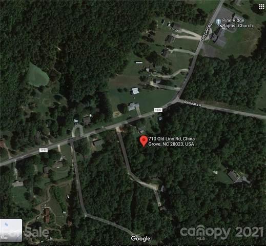 710 Old Linn Road, China Grove, NC 28023 (#3747761) :: Exit Realty Vistas