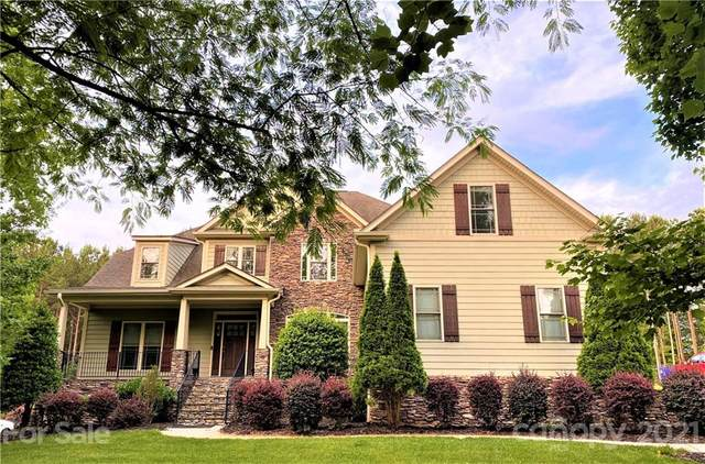 166 Kenway Loop, Mooresville, NC 28117 (#3747789) :: Odell Realty