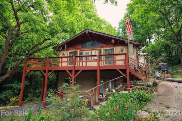 265 Lick Log Road, Sylva, NC 28779 (#3747794) :: Besecker Homes Team