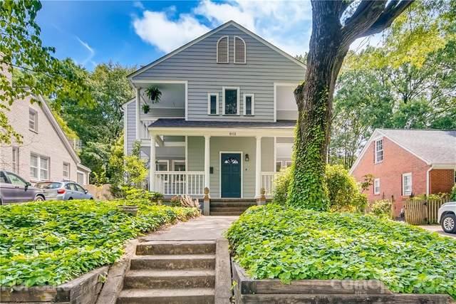 815 Lexington Avenue Unit C, Charlotte, NC 28203 (#3747840) :: Homes Charlotte