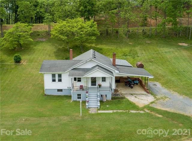 72 Old Kona Road, Bakersville, NC 28705 (#3748039) :: Carver Pressley, REALTORS®