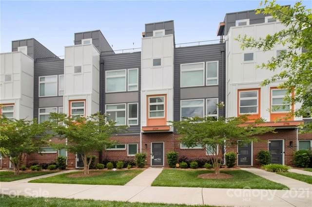 2724 Youngblood Street, Charlotte, NC 28203 (#3748043) :: Cloninger Properties