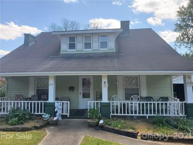 115 Evans Street, Morganton, NC 28655 (#3748052) :: BluAxis Realty