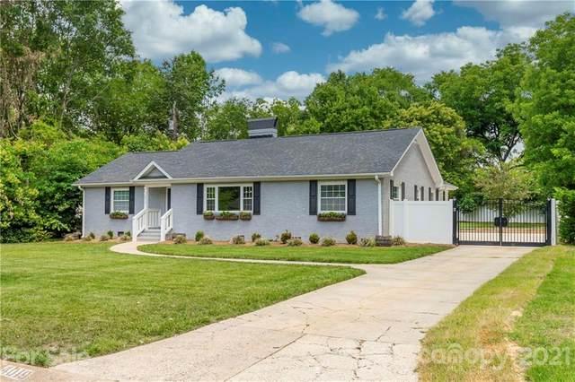 4019 Langhorne Avenue, Charlotte, NC 28205 (#3748080) :: BluAxis Realty