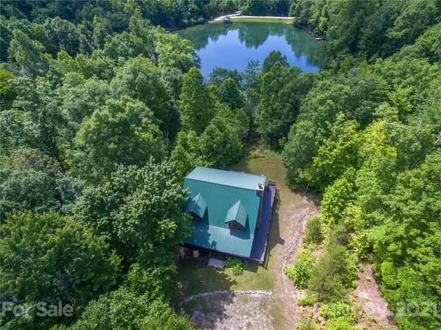 552 Lake Road #930, Old Fort, NC 28762 (#3748090) :: Keller Williams Professionals