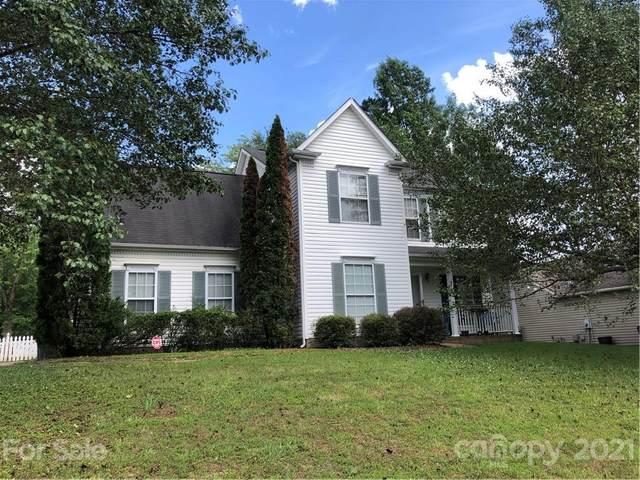 1816 Colin Creek Lane, Charlotte, NC 28214 (#3748172) :: Home and Key Realty