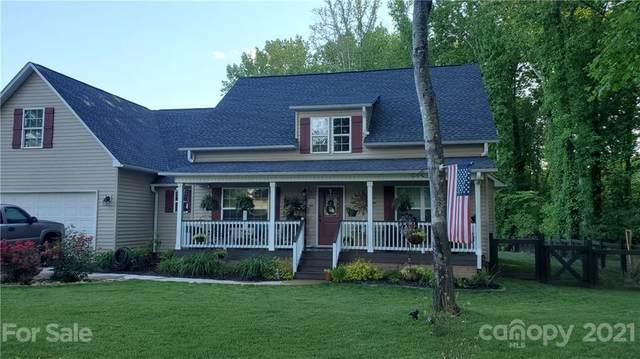 1965 Jim Mccarter Road, Clover, SC 29710 (#3748196) :: Homes Charlotte