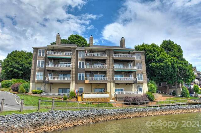 7324 Lakefront Drive #5, Charlotte, NC 28278 (#3748198) :: Carolina Real Estate Experts