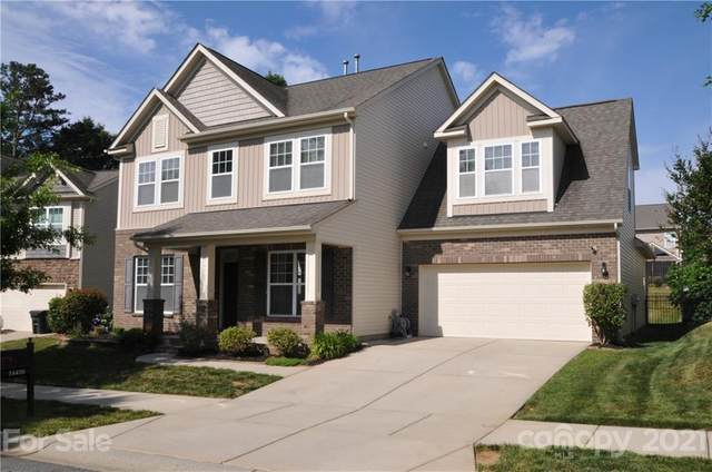 14410 Colonial Park Drive, Huntersville, NC 28078 (#3748271) :: The Allen Team