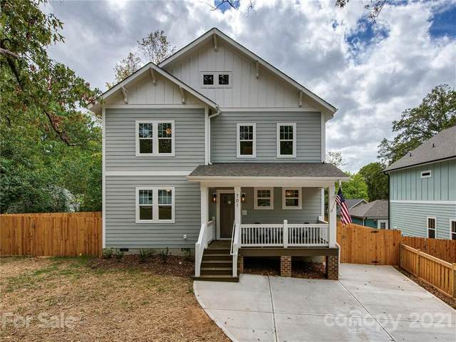 1834 Vinton Street, Charlotte, NC 28216 (#3748330) :: BluAxis Realty