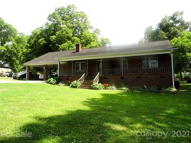 464 A Big Lick Road, Stanfield, NC 28163 (#3748337) :: MartinGroup Properties