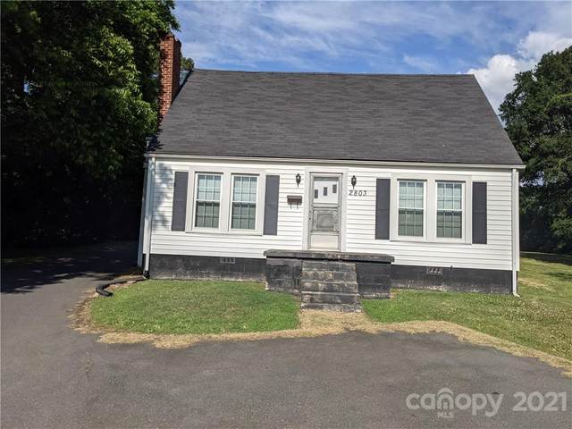 2803 S Cannon Boulevard, Kannapolis, NC 28083 (#3748363) :: MartinGroup Properties