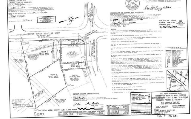 1640 Rocky River Road, Monroe, NC 28110 (#3748372) :: Exit Realty Vistas