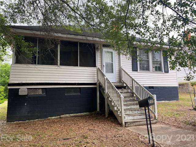 77 Franklin Street #4, Wadesboro, NC 28170 (#3748417) :: LePage Johnson Realty Group, LLC