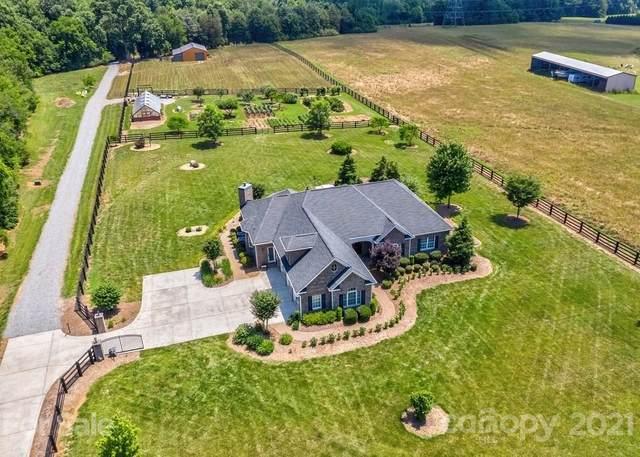 15510 Hubbard Road, Huntersville, NC 28078 (#3748427) :: Mossy Oak Properties Land and Luxury