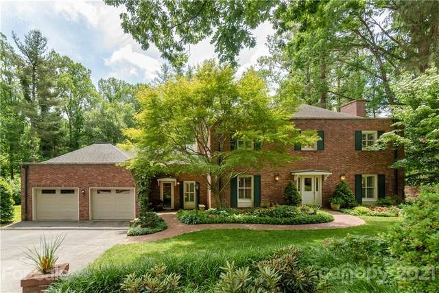 1161 Woodmont Drive, Hendersonville, NC 28791 (#3748429) :: The Mitchell Team