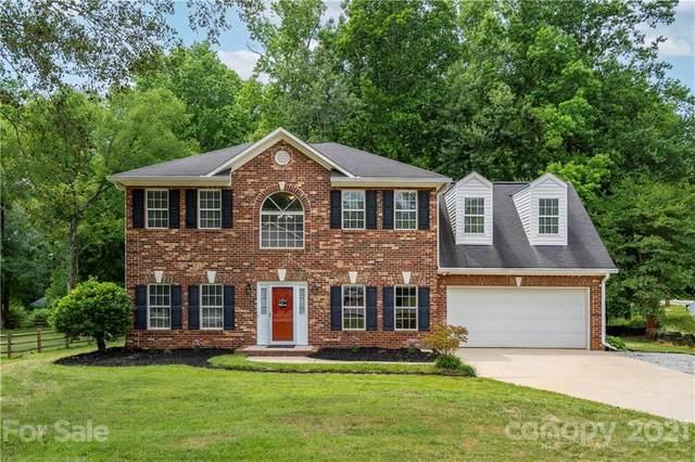 1301 Timberlane Terrace, Mooresville, NC 28115 (#3748443) :: Rhonda Wood Realty Group