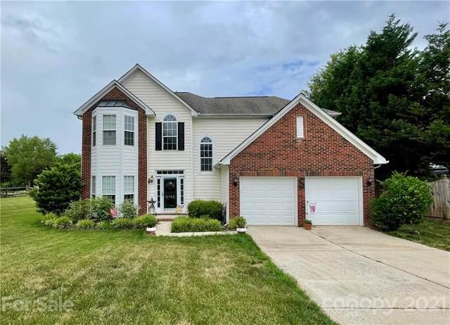 5765 Cambridge Bay Drive #93, Charlotte, NC 28269 (#3748480) :: Carlyle Properties