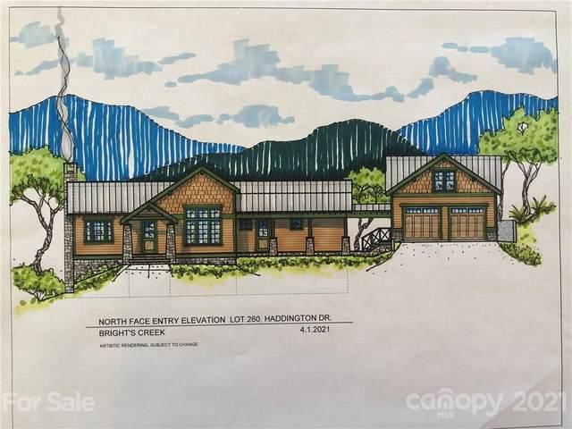 260 Haddington Drive, Mill Spring, NC 28756 (#3748507) :: Keller Williams Professionals