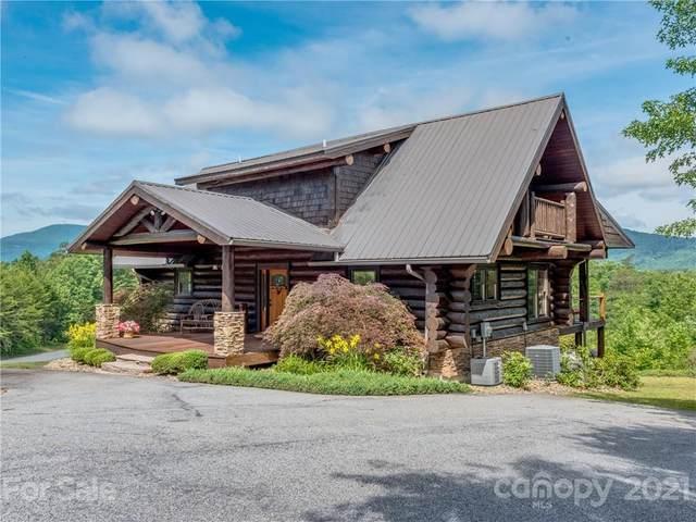 461 Peaks Drive, Lake Lure, NC 28746 (#3748510) :: DK Professionals