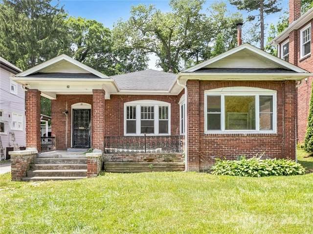 78 Linden Avenue, Asheville, NC 28801 (#3748511) :: Homes Charlotte