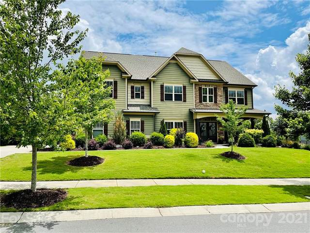 13402 Crystal Springs Drive, Huntersville, NC 28078 (#3748526) :: Cloninger Properties