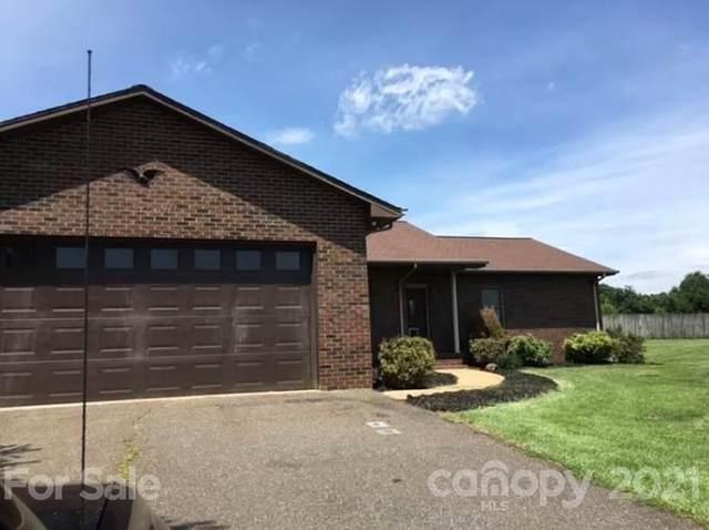 100 Rachel Lane Cul-De-Sac Lot1, Statesville, NC 28625 (#3748571) :: BluAxis Realty