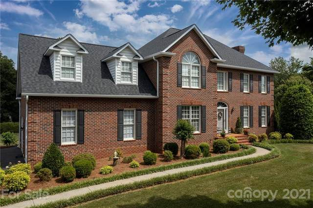 142 Springfield Drive, Advance, NC 27006 (#3748583) :: Caulder Realty and Land Co.