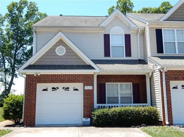 3529 Parkhill Street #31, High Point, NC  (#3748592) :: Exit Realty Vistas