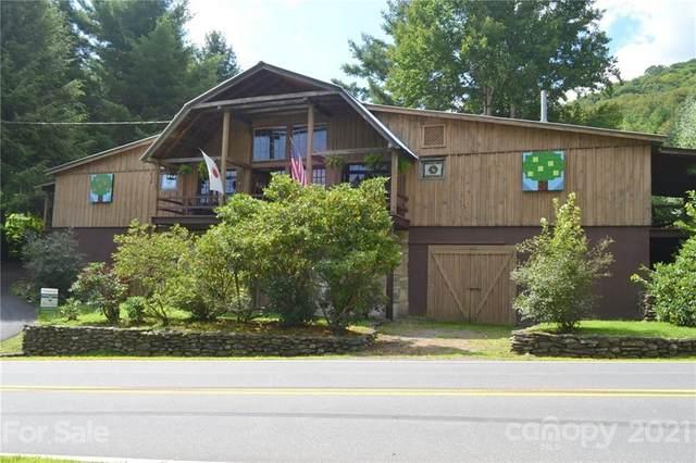 12041 State Highway 197 South, Burnsville, NC 28714 (#3748597) :: Carver Pressley, REALTORS®