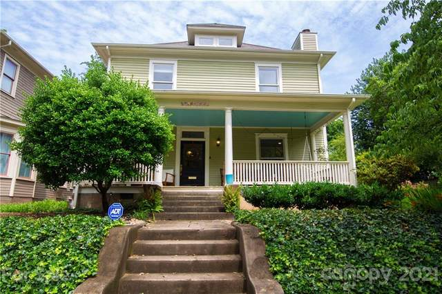 1614 Euclid Avenue A, Charlotte, NC 28203 (#3748647) :: Homes Charlotte