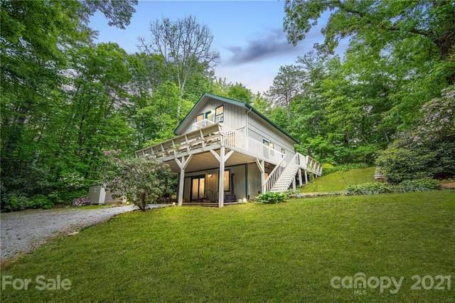 161 Old Transylvania Turnpike, Sapphire, NC 28774 (#3748682) :: Mossy Oak Properties Land and Luxury