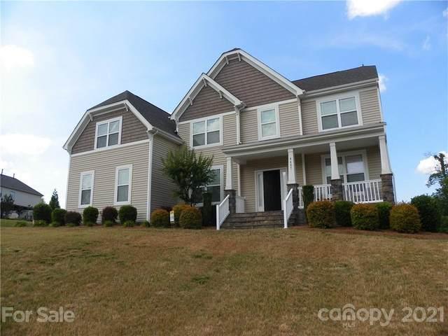 4487 Woody Glen Court, Harrisburg, NC 28075 (#3748713) :: Homes Charlotte