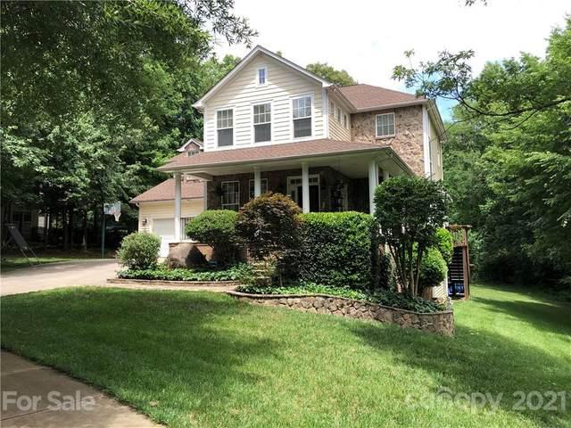 1517 Golden Rain Drive, Wesley Chapel, NC 28104 (#3748790) :: Homes Charlotte