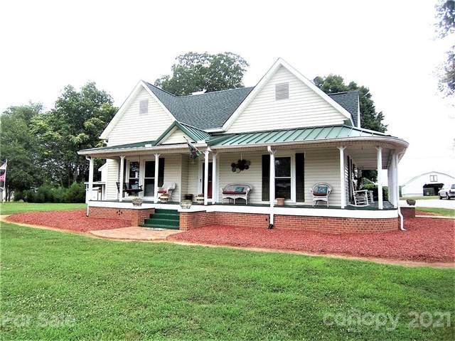 1159 Ellenboro Henrietta Road, Ellenboro, NC 28040 (#3748812) :: TeamHeidi®