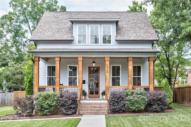 2835 Florida Avenue, Charlotte, NC 28205 (#3748836) :: Exit Realty Vistas