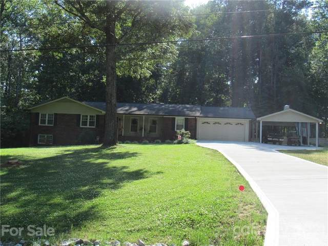 336 Dixie Trail Drive, Forest City, NC 28043 (#3748886) :: Carver Pressley, REALTORS®