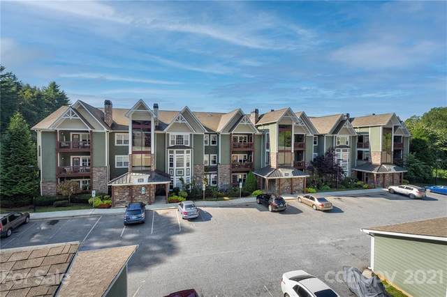 1000 Olde Eastwood Village Boulevard #110, Asheville, NC 28803 (#3748944) :: Besecker Homes Team
