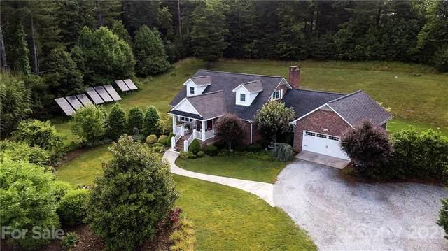 101 Avalon Lane, Hendersonville, NC 28739 (#3748963) :: Lake Wylie Realty