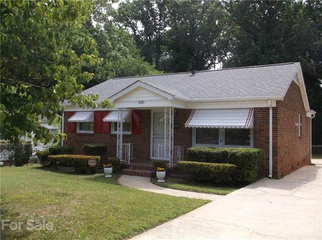 2722 Grimes Street, Charlotte, NC 28206 (#3748976) :: BluAxis Realty