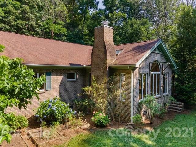 337 Chunns Cove Road, Asheville, NC 28805 (#3748992) :: Modern Mountain Real Estate